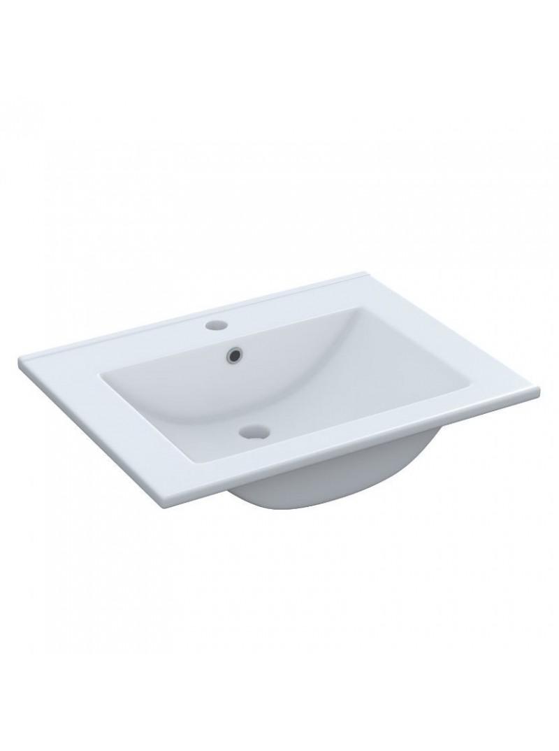 Lavabo lavamanos cerámica 50 cm