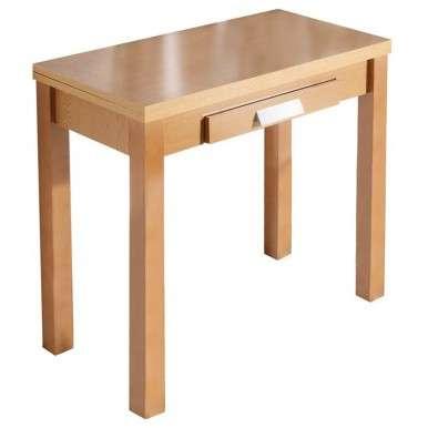 Mesa cocina color roble...