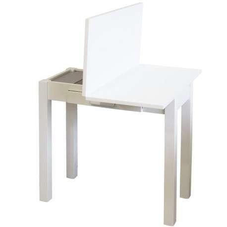 Mesa cocina blanca Prilsa libro