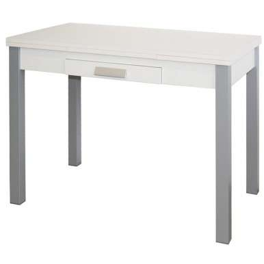 Mesa cocina blanca...