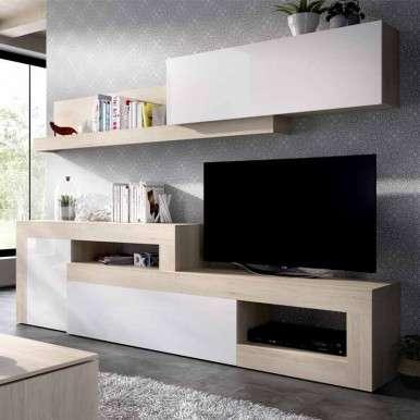 Mueble salón modular...