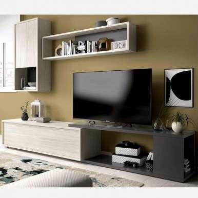Mueble modular salón Obi 2...