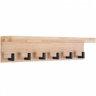 Perchero Plank roble...