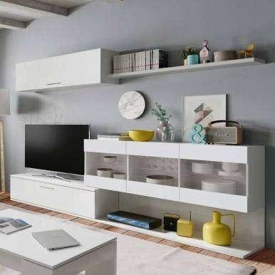 Mueble modular de salón...