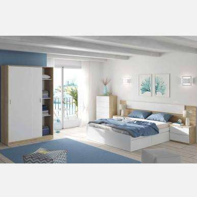 Pack dormitorio Alaya...