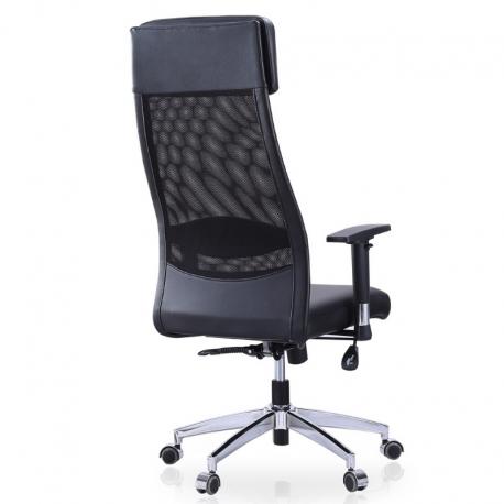 Sillón escritorio negro Airflow Cojín Lumbar