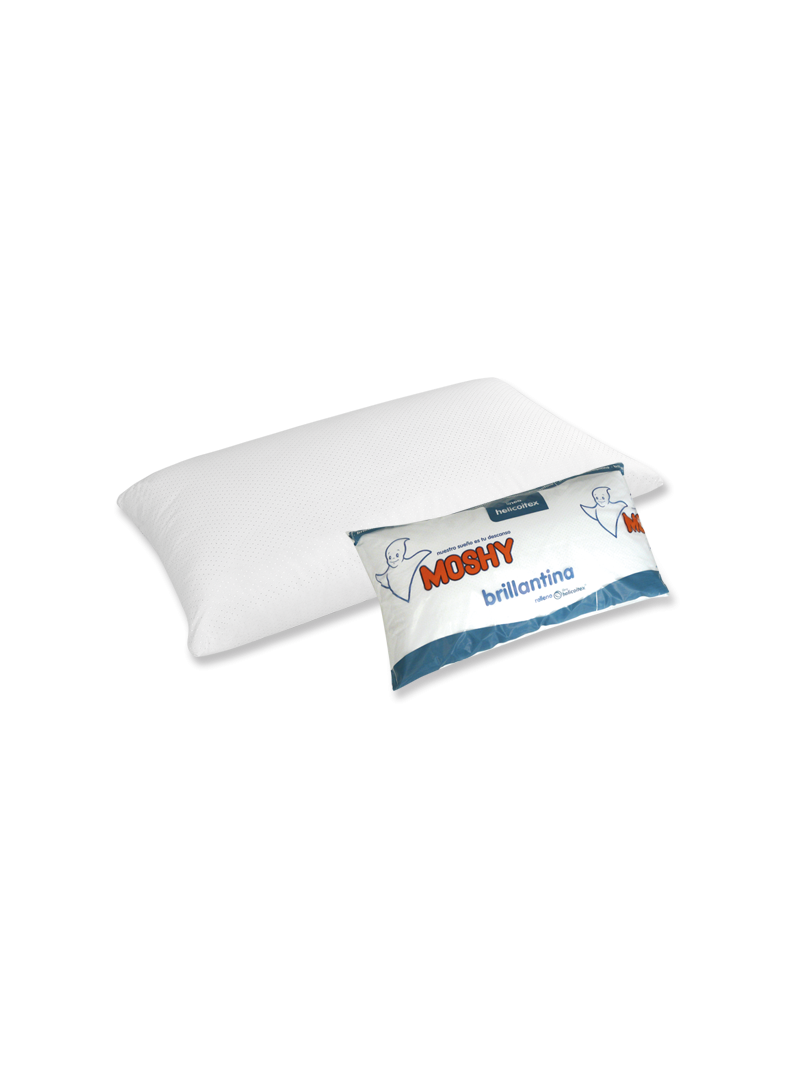 Almohada fibra media-alta