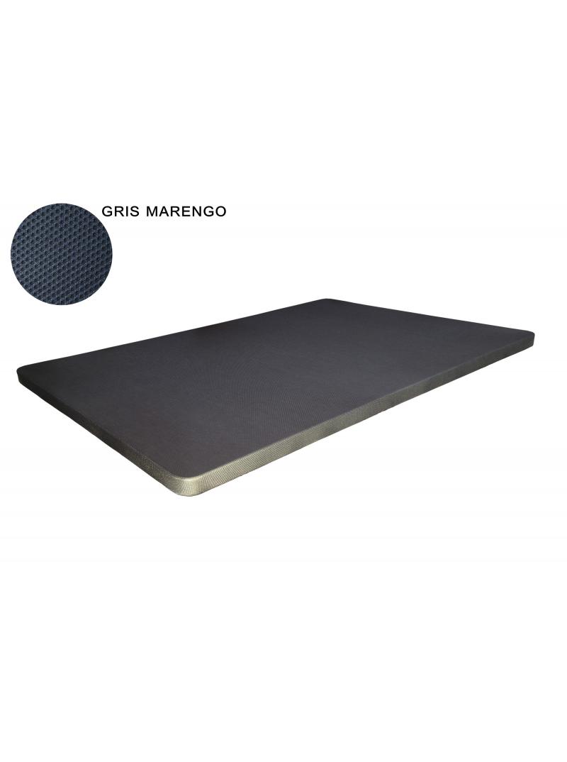 Base Tapizada 3D gris