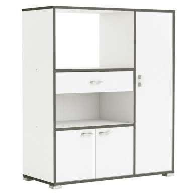Mueble auxiliar microondas