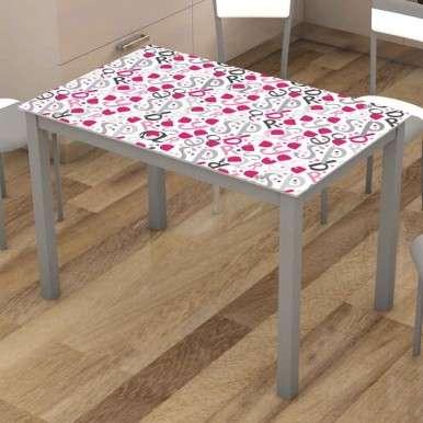 Mesa fija de cocina