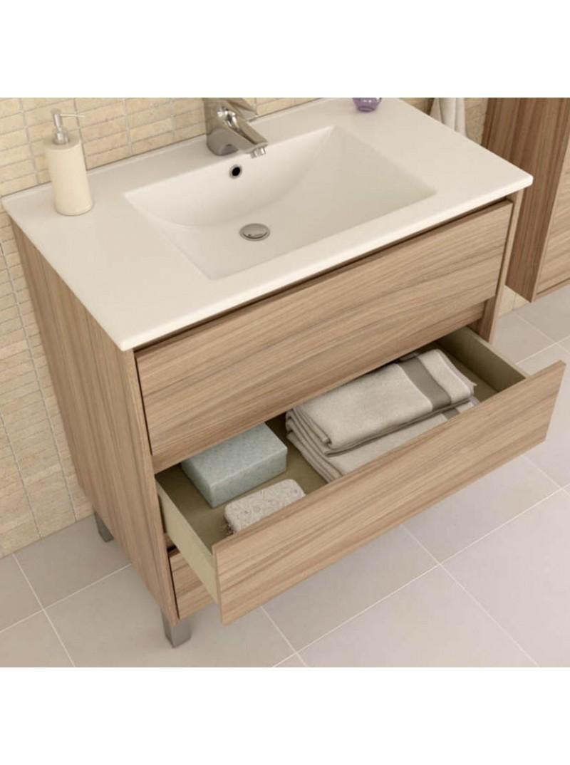 Mueble de baño de 3 cajones