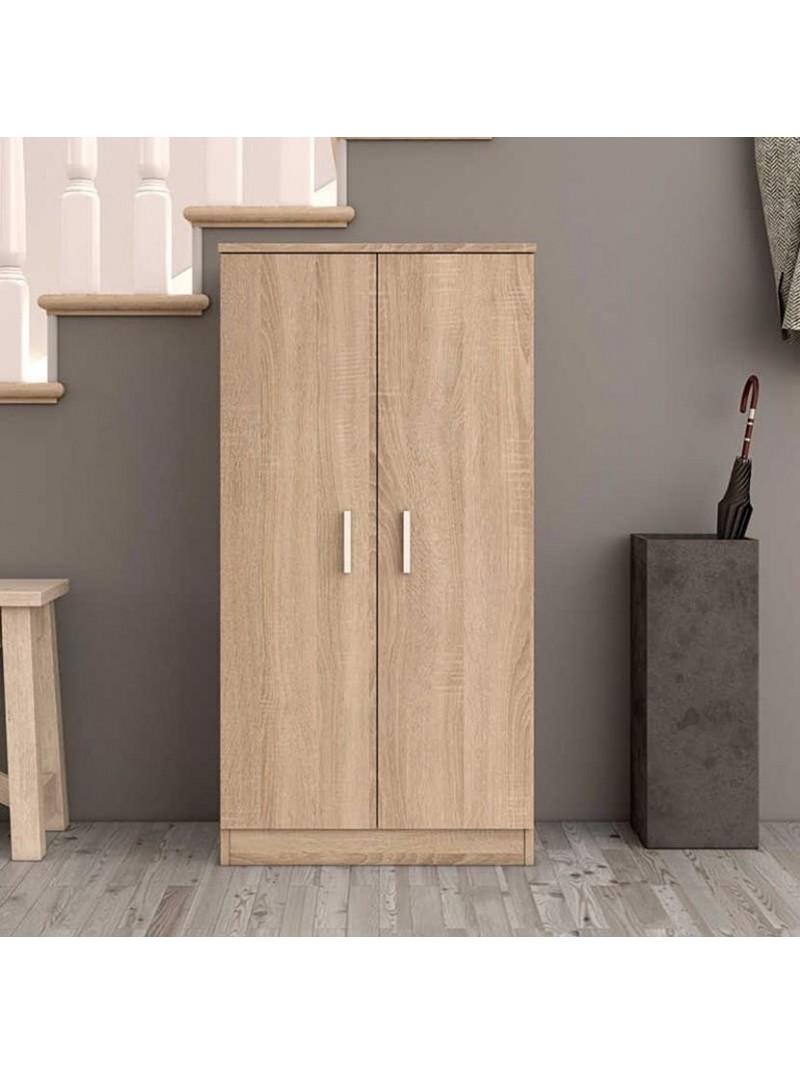 Zapatero o armario multiuso 55x108 cm.