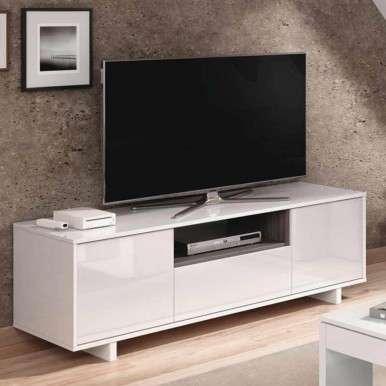 Mesa módulo bajo TV.